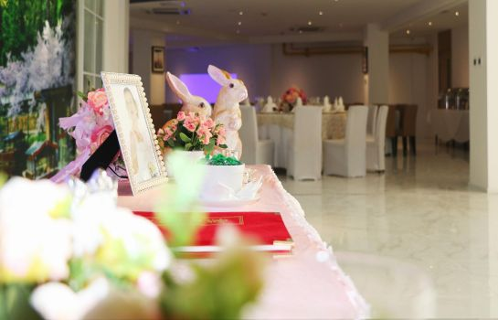Restauracja Bridal Tea House Hotel Yantai Zhifu Branch