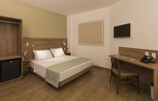 Habitación Sleep Inn Vitoria