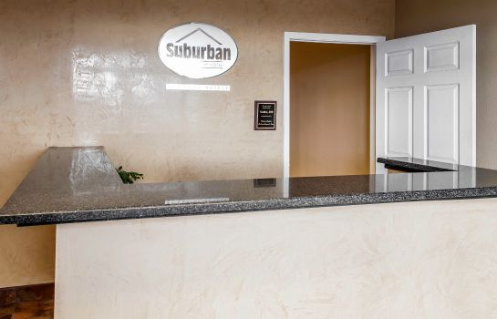 Hol hotelowy Suburban Extended Stay Hotel East