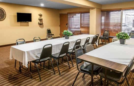 Conference room Suburban Extended Stay Hotel East