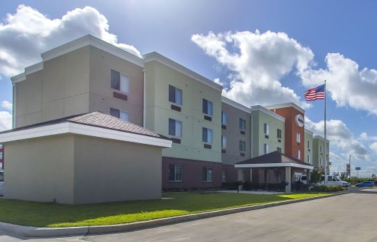 Exterior view Suburban Extended Stay Hotel Donaldsonville