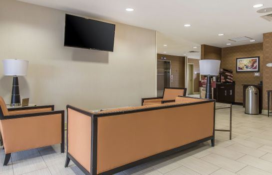 Lobby Suburban Extended Stay Hotel Donaldsonville