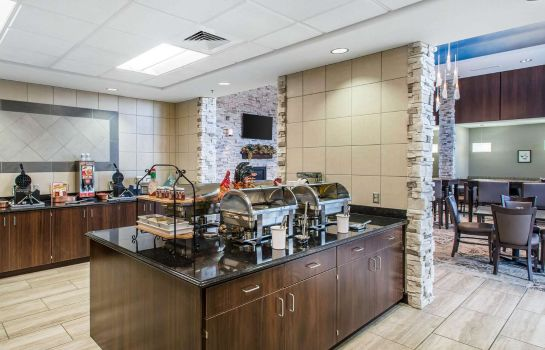 Restaurant an Ascend Hotel Collection Member The Heritage Inn & Suites