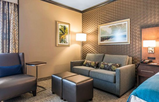 Suite The Heritage Inn and Suites Ascend Hotel