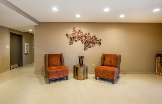 Hall Suburban Extended Stay Hotel Midland