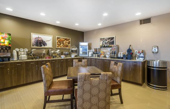 Ristorante Suburban Extended Stay Hotel Midland