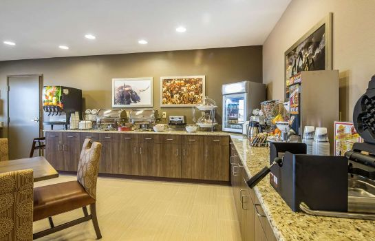 Restaurant Suburban Extended Stay Hotel Midland