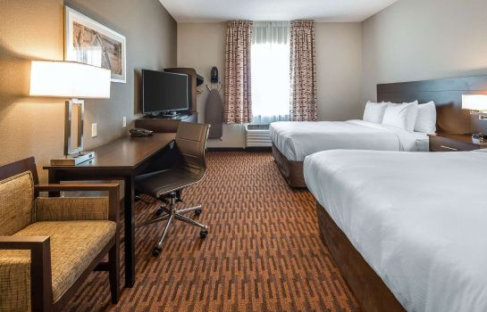 Camera Suburban Extended Stay Hotel Midland