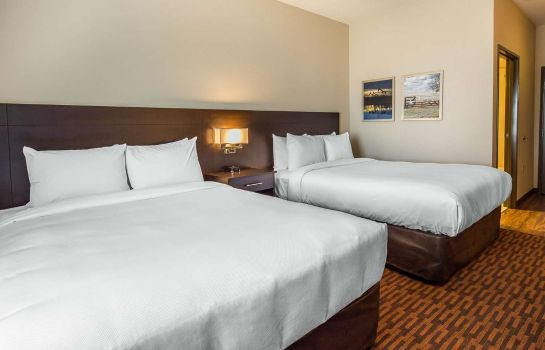 Zimmer Suburban Extended Stay Hotel Midland