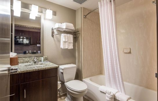 Kamers Suburban Extended Stay Hotel Midland