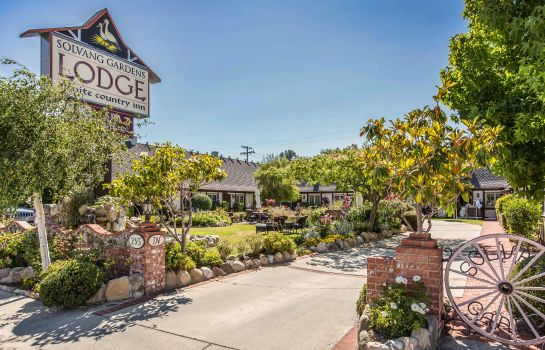 Vista exterior an Ascend Hotel Collection Member Solvang Gardens Lodge