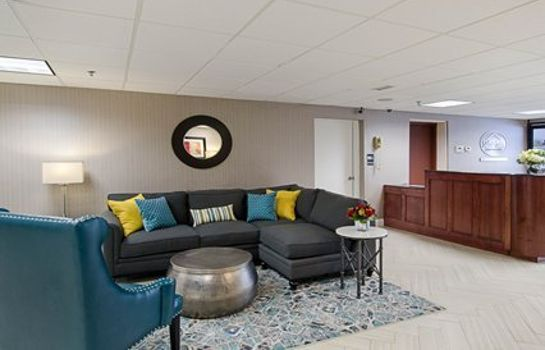 Hol hotelowy Suburban Extended Stay Hotel Worcester