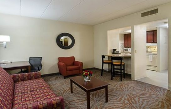 Suite Suburban Extended Stay Hotel Worcester