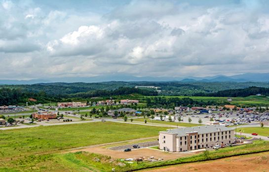 Vista exterior Comfort Inn & Suites East Ellijay