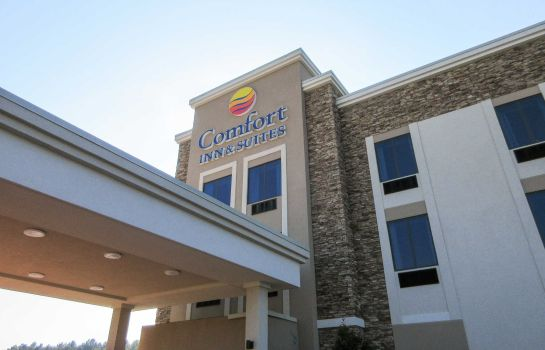 Exterior view Comfort Inn & Suites East Ellijay
