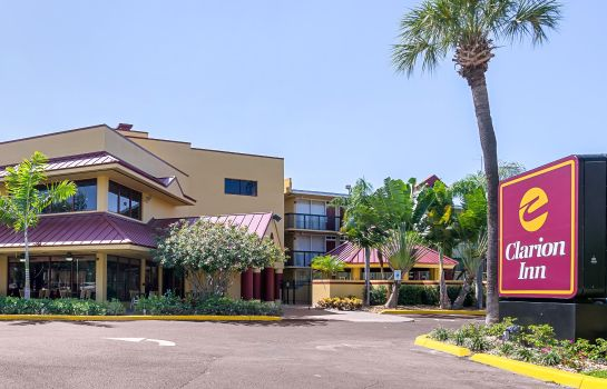 Exterior view Clarion Inn Fort Lauderdale