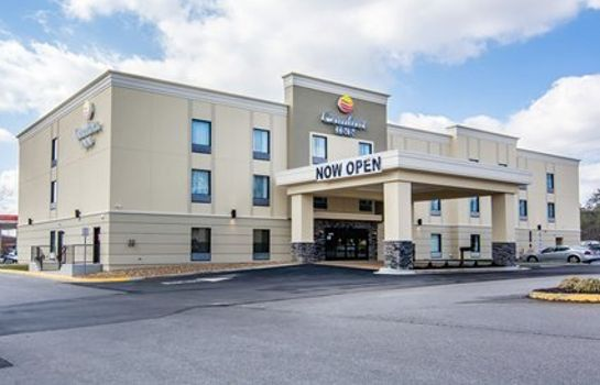 Widok zewnętrzny Comfort Inn South Chesterfield - Colonial Heights