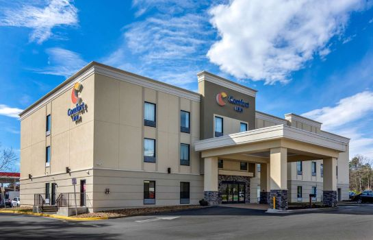 Außenansicht Comfort Inn South Chesterfield - Colonia