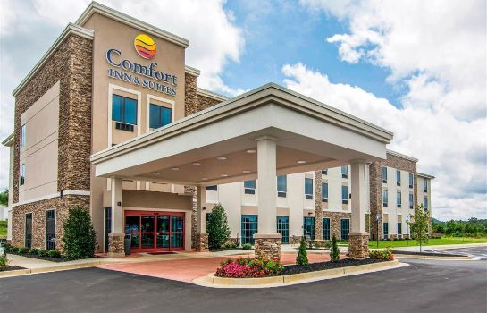 Außenansicht Comfort Inn and Suites East Ellijay