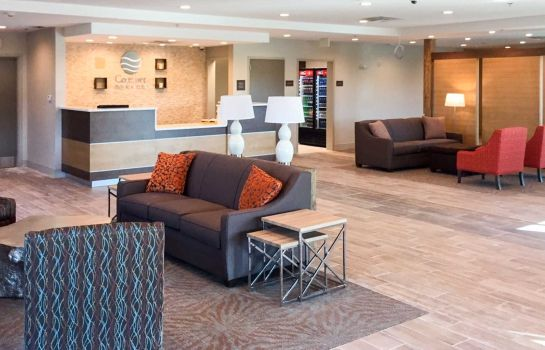 Lobby Comfort Inn & Suites East Ellijay