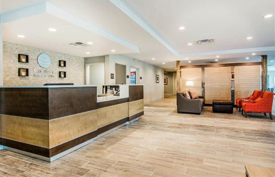 Hotelhalle Comfort Inn and Suites East Ellijay