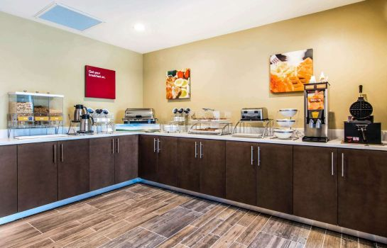 Restaurant Comfort Inn and Suites East Ellijay