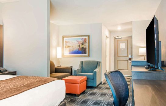 Suite Comfort Inn and Suites East Ellijay
