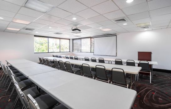 Conference room Clarion Inn Fort Lauderdale
