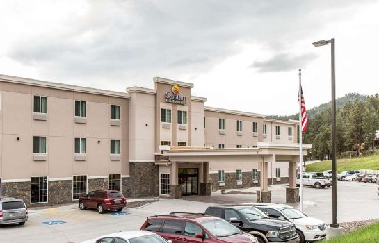 Vue extérieure Comfort Inn and Suites Near Mt. Rushmore