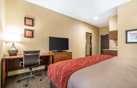 Zimmer Comfort Inn & Suites Near Mt. Rushmore