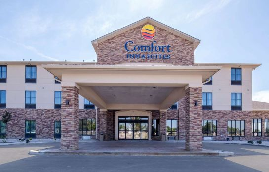 Vista esterna Comfort Inn and Suites Lovington