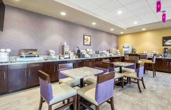 Restaurant Comfort Inn and Suites Lovington
