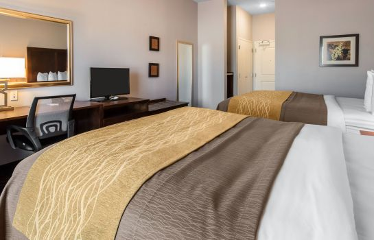 Chambre Comfort Inn and Suites Lovington