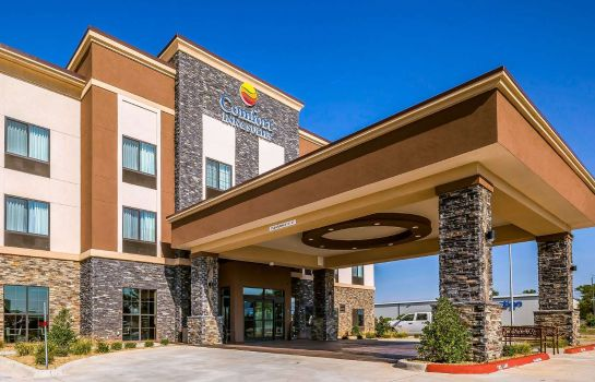 Vue extérieure Comfort Inn and Suites Moore - Oklahoma