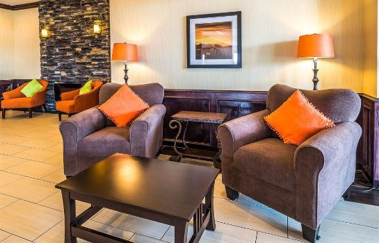 Hotelhal Comfort Inn and Suites Moore - Oklahoma