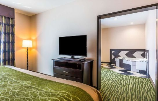 Suite Comfort Inn and Suites Moore - Oklahoma