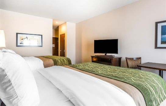 Kamers Comfort Inn and Suites Moore - Oklahoma