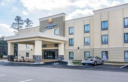 Exterior view Comfort Inn South Chesterfield - Colonial Heights
