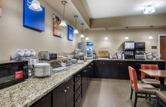 Restaurant Comfort Inn South Chesterfield - Colonia