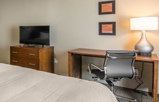Camera Comfort Inn South Chesterfield - Colonial Heights