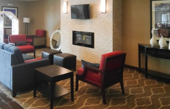 Hall Comfort Inn & Suites Wheatland