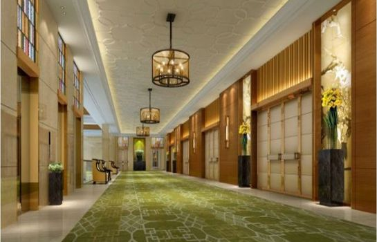 Vista all'interno Ramada Suzhou