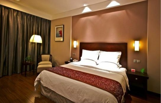 Junior Suite Ramada Suzhou