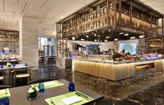 Restaurante InterContinental Hotels XIAMEN