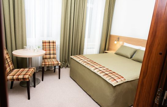 Double room (standard) Center Hotel