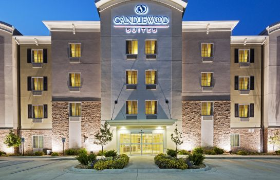 Exterior view Candlewood Suites BAY CITY
