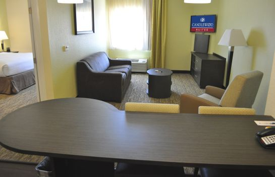 Room Candlewood Suites BAY CITY