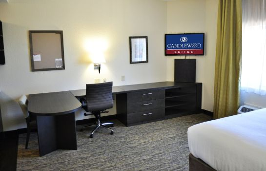 Pokój Candlewood Suites BAY CITY
