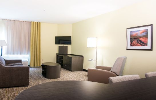 Zimmer Candlewood Suites BAY CITY