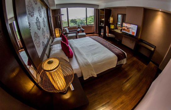 Double room (superior) Yangon Rose Garden Hotel